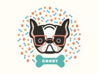 Gooby Giveaway Sticker