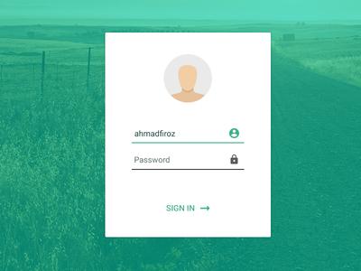Login UI [Free]