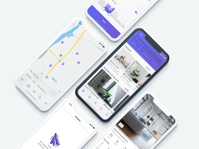 Homefeed/House rental app challenge sketch free house rental real estate challange uplabs ux ui house home