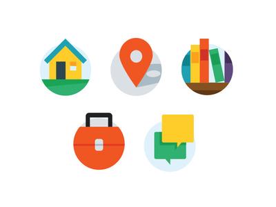 Landlordology Icons