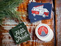 Hills & Trails Sticker Pack