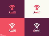 Xwifi Logo design