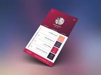 iMember UI design (4)