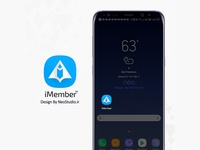 iMember App Icon Logo