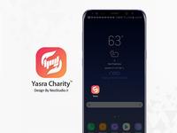 Yasra charity app icon
