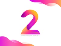 Number2 Typo design