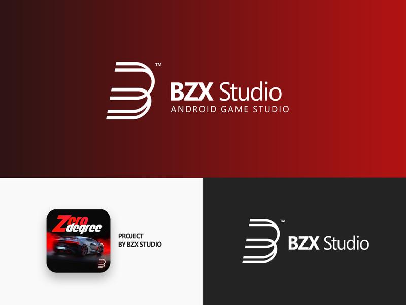 BZX Studio logo logo games neostudio gaming game art game studio android app icon android app design android app android game android bzx studio logo studio game icons game design game icon game logo game