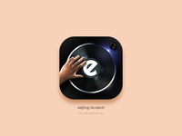 edjing Scratch app icon