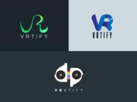 Identity Mark for VR Company