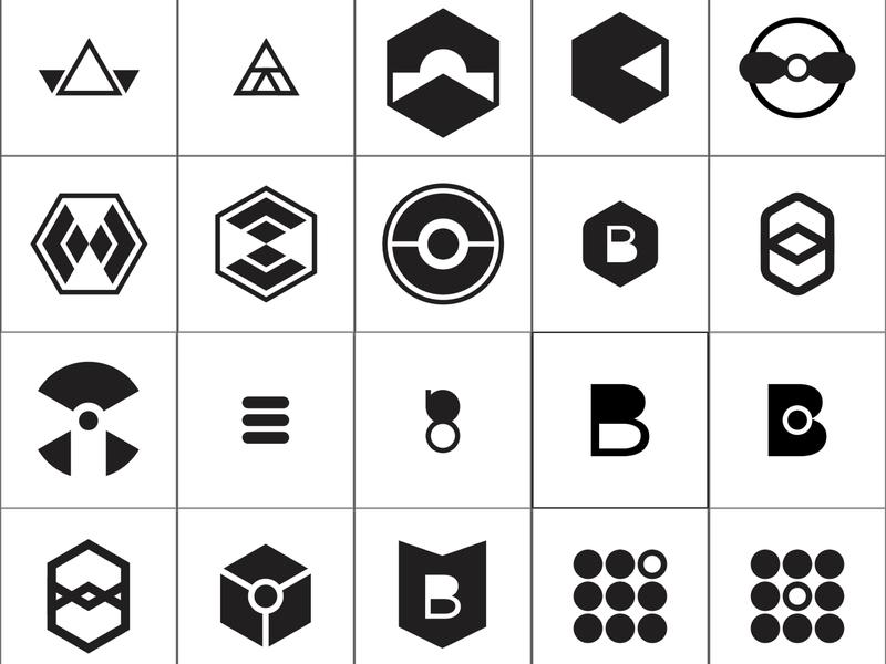 Logo Exploration visual design visual identity brand mark vector design designer vector logo design concept brand branding design branding graphic design logo design logo