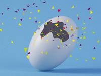 confetti_egg mix