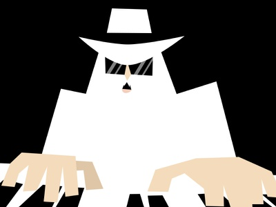 LEON RUSSELL vector music caricature character design illustration
