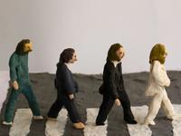 Plasticine Abbey Road