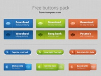 Buttons pack for free