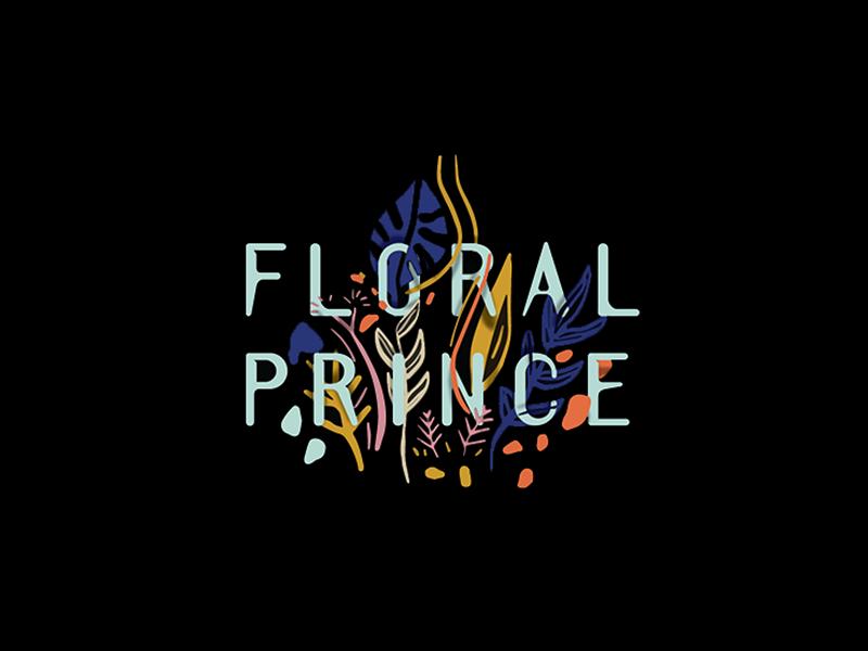 Floral Prince patterns florals flowers color prince music flower floral