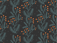 Holiday Gift Wrap 1/4