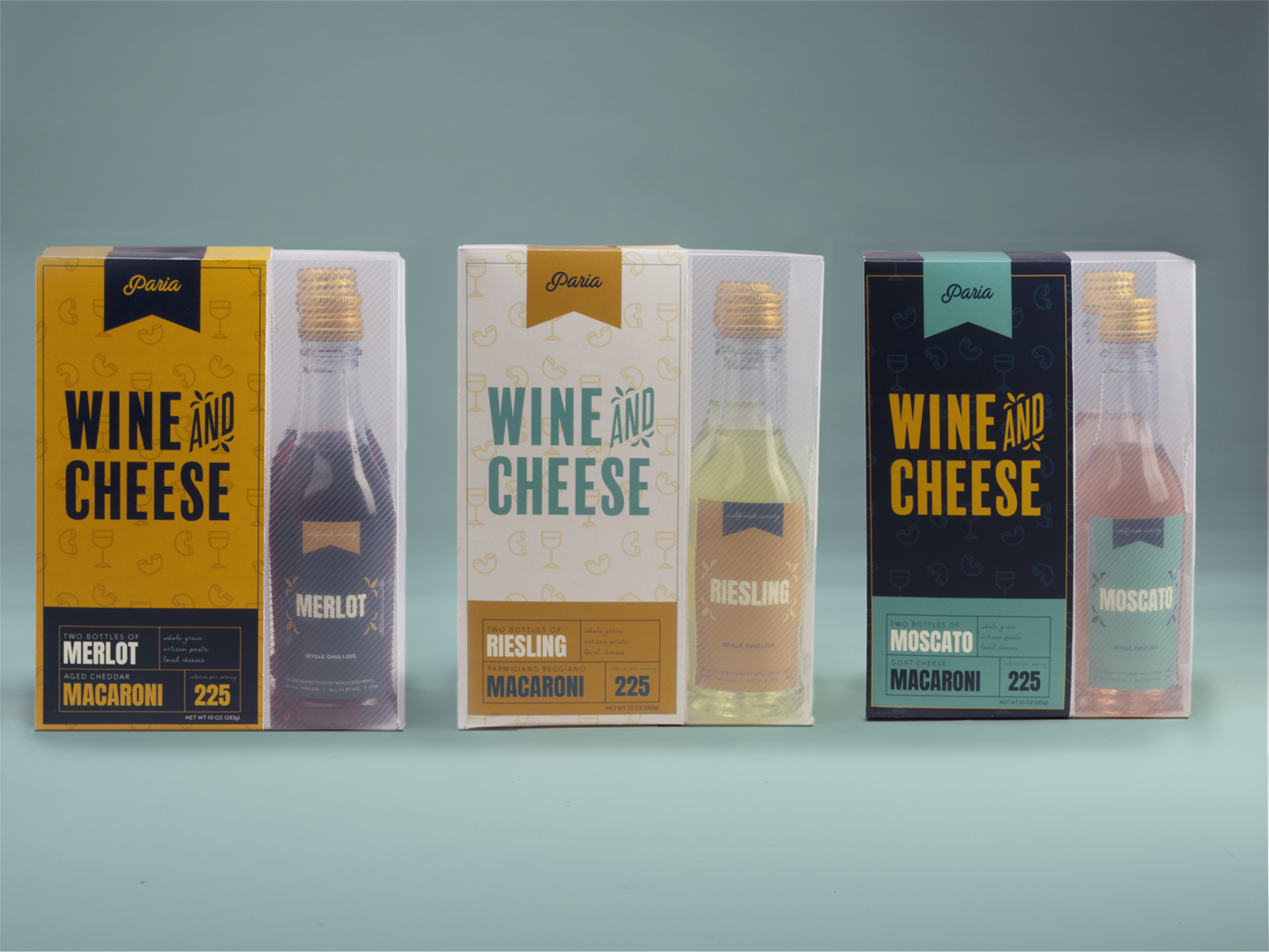 Paria: Wine & Cheese mac and cheese wine branding packaging design packaging design typography branding illustration