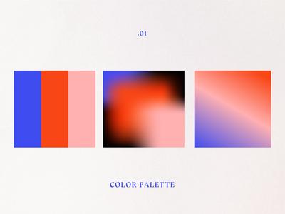 .01 Color Palette
