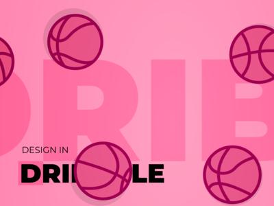 Dribbble balls