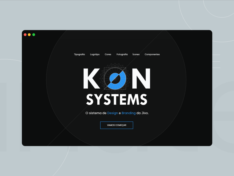 Design systems website design black dark version typoography logo uikit design principles components ui design systems