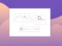 Dashboard illustration exploration