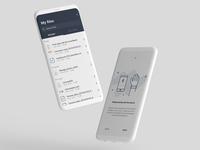 Files managment & reader - Mobile App