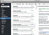 Passerine: A Sparrow theme for Gmail
