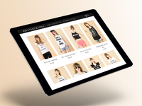 Shop Recycled Karma — Store preview girls young youth store shop female women fashion clothing web development design