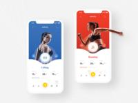 Fitness Activity App