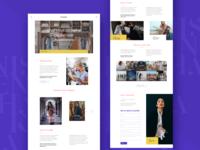 Kenisha Website Design