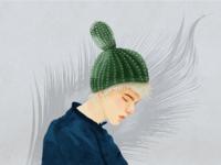 Cactus boy
