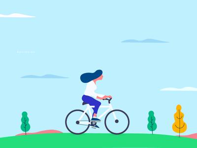 Cycle Illustration