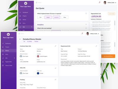 Sales Web App
