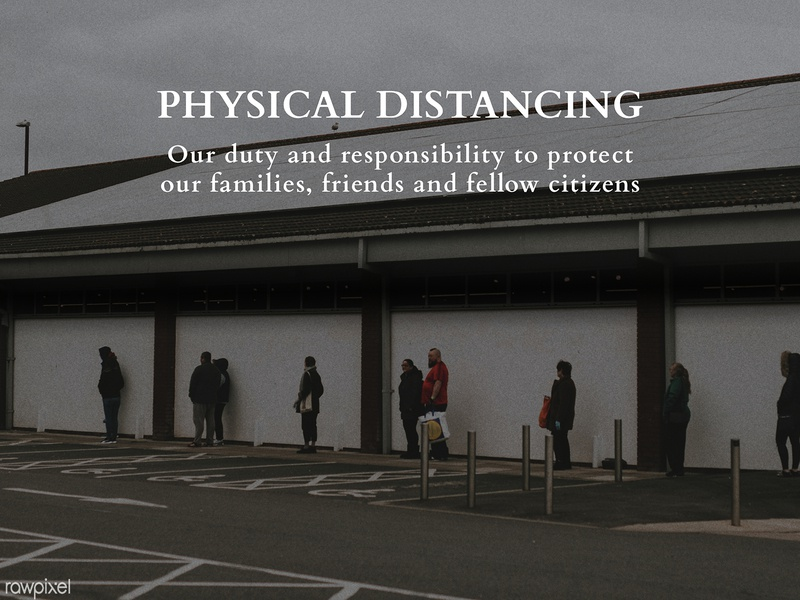 rawpixel & H+K COVID-19 Study: Physical Distancing