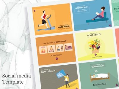 MedDNA Social Media Templates Campaign Cover