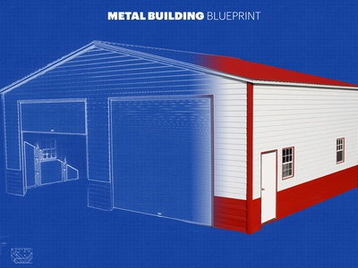 Blueprint by tushar kanti dribbble create metal building photoshop blueprint effect malvernweather Gallery