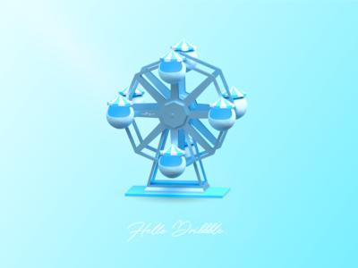 Cute Ferris Wheel