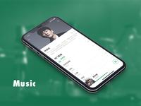 music concept app part3