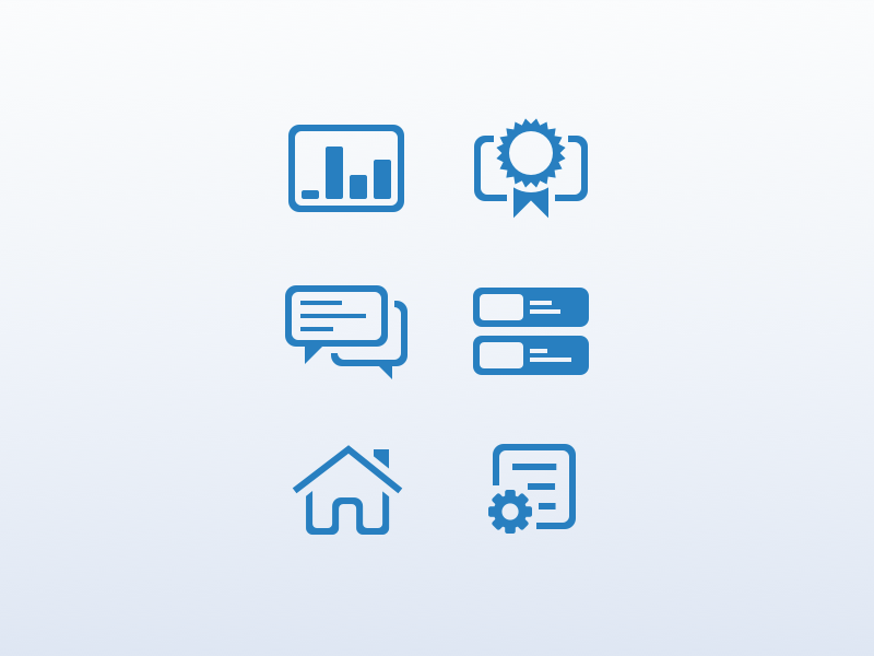 Automatic Body Icons icons ios icons vector automatic body