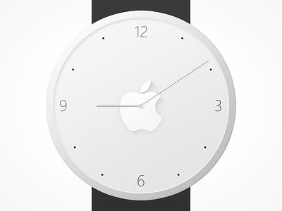 Watch watch apple ui clock time