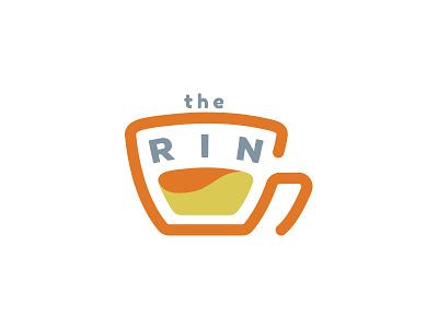 The Grind mark thirtylogos coffe shop the grind branding logo