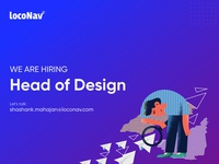 Hiring Head Of Design