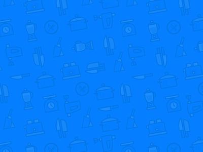 Icon Pattern chowdown food icons food seamless pattern icon pattern icon