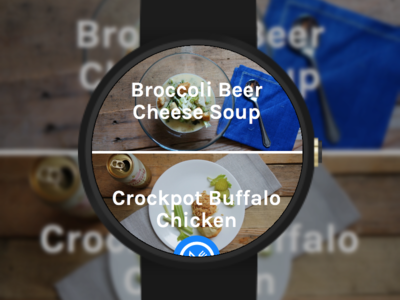 Working backwards invisionapp invision basscss markdown android wear chowdown