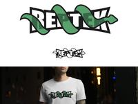Reptek Logo Design