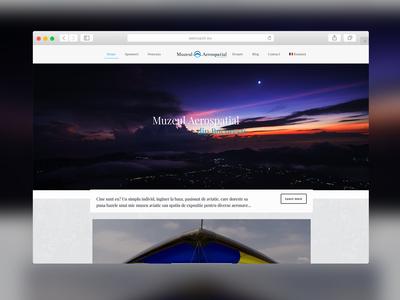 Aerospot | Web Design