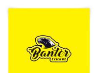 Banter   logo design
