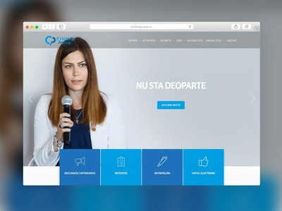 CristinaPruna - Website Design