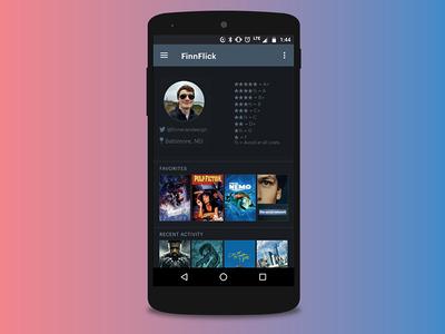 Daily UI User Profile #006