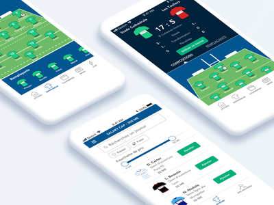 Rugby mobile app project league fantasy mobile app rugby